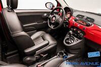 2014 Fiat 500C Lounge Cabriolet,**RÉSERVÉ** 19 995Km seulement