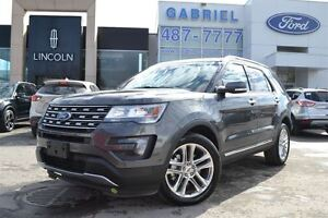 2016 Ford Explorer Limited 4WD+NAV