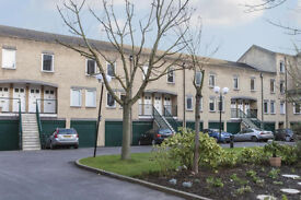 Spacious two bed two bath maisonette with garage, private garden, secure entry and communal gardens!