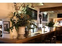 Bar staff, great package with accommodation included