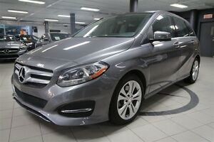 2015 Mercedes-Benz B-Class B250 Sports Tourer 4MATIC + DEMO