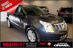 2013 Cadillac SRX Leather Collection blutooth, son BOSE, cuir