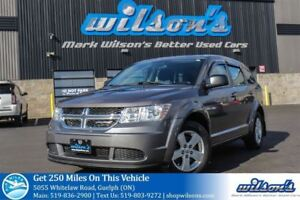 2013 Dodge Journey SE ONE OWNER! TOUCH SCREEN! POWER PACKAGE! KE