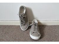 New Look Grey Trainers - £5