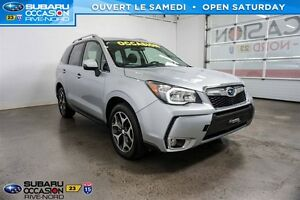 2015 Subaru Forester XT Limited Tech NAVI+EYESIGHT