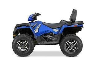 2016 Polaris sportsman 570 sp sunset red 24$/sem garantie 3 ans