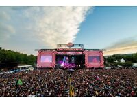 1x SZIGET FESTIVAL 7 DAY CAMPING TICKET - BUDAPEST