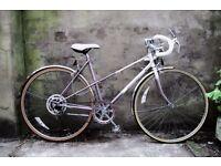 RALEIGH PANACHE, 20 inch, 51cm, vintage ladies womens racer racing road bike, 5 speed