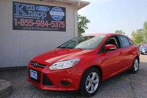 2014 Ford Focus SE SYNC HEATED SEATS