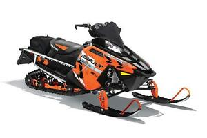2016 Polaris 600 SWITCHBACK ASSAULT 144 35$/sem garantie 2 ans