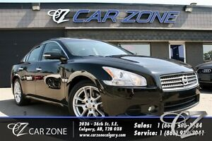 2009 Nissan Maxima SV, 3.5, DUAL SUNROOF, LEATHER, LOW PAYMENTS