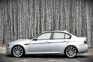 2008 BMW M3 6 Speed manual