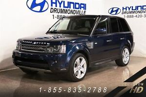 2011 Land Rover Range Rover Sport SUPERCHARGED + LUXURY + NAVI +