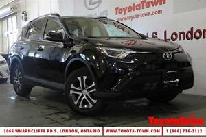 2016 Toyota RAV4 LE AWD HEATED SEATS & BACKUP CAMERA