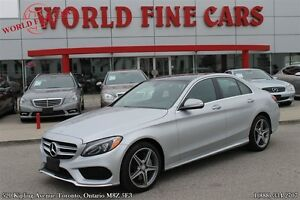 2015 Mercedes-Benz C-Class C300 4MATIC | Nav | Rear-Camera | Pan