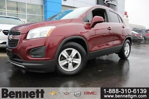 2014 Chevrolet Trax 1LT - Bluetooth, Backup Camera, Bose Speaker