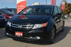 2014 Honda Odyssey Touring/SOME SERVICE HISTORY AVAILABLE!