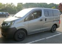 Nissan NV200 day van / campervan