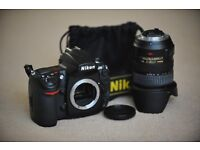 Nikon D700 Digital SLR Camera with Nikkor 24-120mm VR lens and loads more accessories etc.