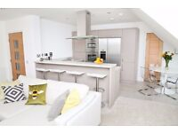 Festival Let - Brand new 2 bedroom penthouse apartment in Broughton