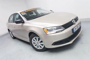 2013 Volkswagen Jetta A/C+AUT+BAS KM