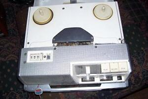 YOUR CHOICE OF TWO  REEL TO REEL TAPE PLAYERS RECORDERS London Ontario image 3