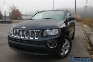 2015 Jeep Compass /High Altitude/4x4/Heated Seats/Leather/AUX Prince George British Columbia image 13