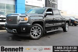 2015 GMC Sierra 1500 Denali- 5.3 V8. Nav, Heated and Cooled Seat