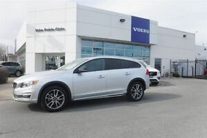2015 Volvo V60 Cross Country T5 Premier Plus- VOITURE CERTIFIÉ C