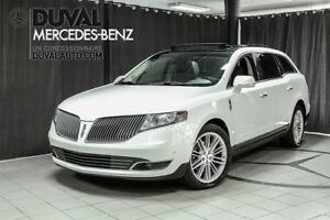 2014 Lincoln MKT EcoBoost Full Equip + Luxe/BEAUCOUP D'ESPACE