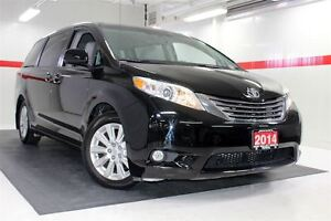 2014 Toyota Sienna XLE DON VALLEY NORTH ORIGINAL
