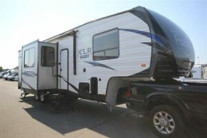 2017 Forest River XLR Boost 36DSX Cargo Garage / 13' Fifthwheel