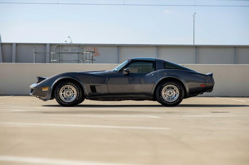 1981 Gray Chevrolet Corvette   | C3 Corvette Photo 9