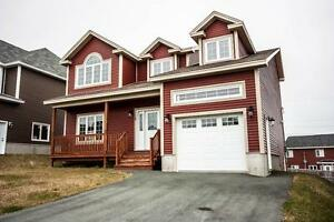 Executive Home Located in Sought After Kenmount Terrace