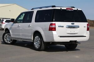 2014 Ford Expedition Max Limited *HAIL DAMAGE($6000)*PRICE DROP  Moose Jaw Regina Area image 4