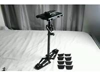 Glide cam HD 4000 extra manfroto quick release