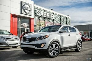 2012 Kia Sportage EX AWD FULL NAVI, LEATHER, CAMERA, PANORAMIC S