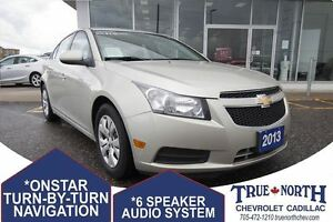 2013 Chevrolet Cruze LT Turbo - NO ACCIDENTS!!