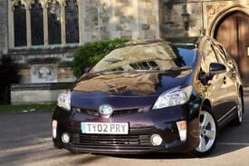 2014 63 Toyota Prius T Sprit UK Model - Full Leather - Radar Cruise - Self Park - Tech & Chrome Pack