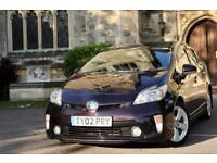 2014 63 Toyota Prius T Sprit UK Model - Full Leather - Radar Cruise - Self Park - Tech & Chrome Pack