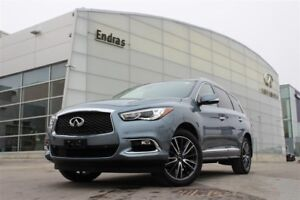 2017 Infiniti QX60 Premium, Deluxe Touring and Tech Package|DVD