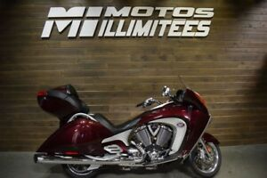 2009 Victory Motorcycles Vision  Tour Liquidation hivernale 250