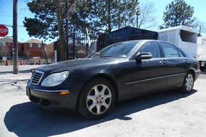 2003 Sterling S500 Fully appointed S class 4Matic.