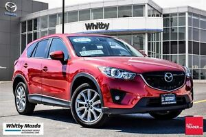 2015 Mazda CX-5 GT | LEATHER | NAVI | ROOF