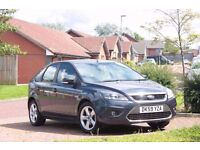 {late59} plate ford focus zetec 100 1.6 full service history excellent condition
