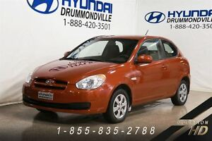 2010 Hyundai Accent L + JAMAIS ACCIDENTÉ + BAS KILOS + WOW + AUT