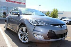 2015 Hyundai Veloster SE Auto - Navigation, Sunroof, Back-Up Cam