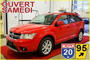 2016 Dodge Journey LIMITED * DVD * TOIT * CAMERA DE RECUL