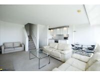 2 BED RIVERSIDE FLAT - AVAILABLE NOW - OVER 3 FLOORS - CONCIERGE - SECURE PARKING - ONLY £1600 PCM