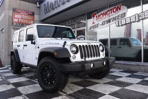 2014 Jeep WRANGLER UNLIMITED Unlimited Rubicon | Auto Start | Na